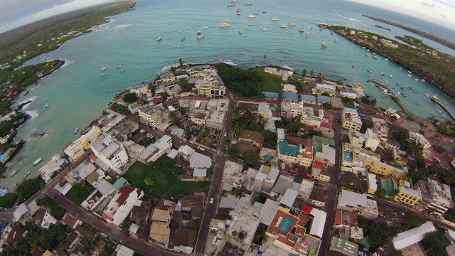 Puerto Ayora, Santa Cruz, Galapagos Islands,  Ecuador