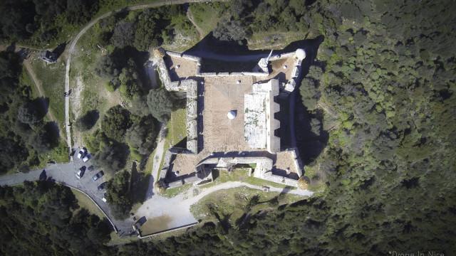 Fort du Mont Alban, Nice, Alpes Maritimes