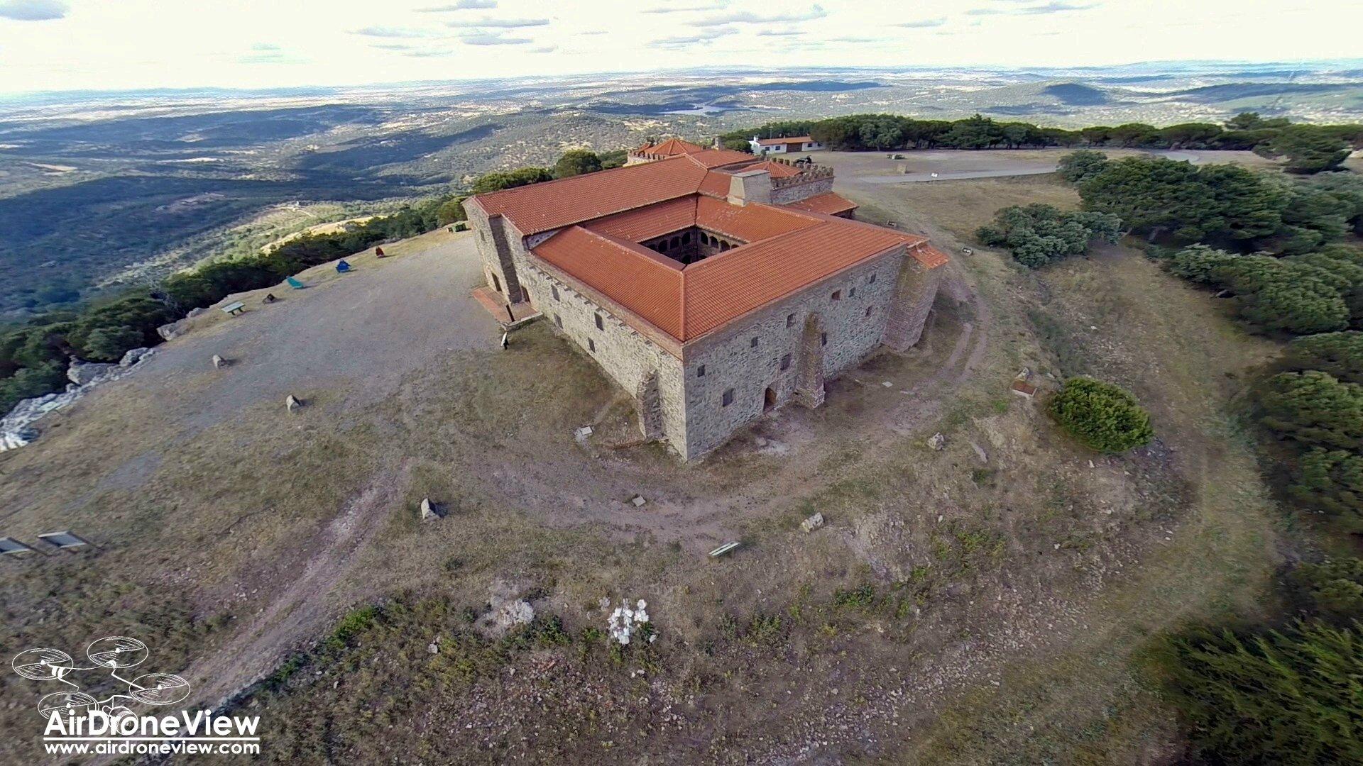 Monasterio de Tentudía, Badajoz