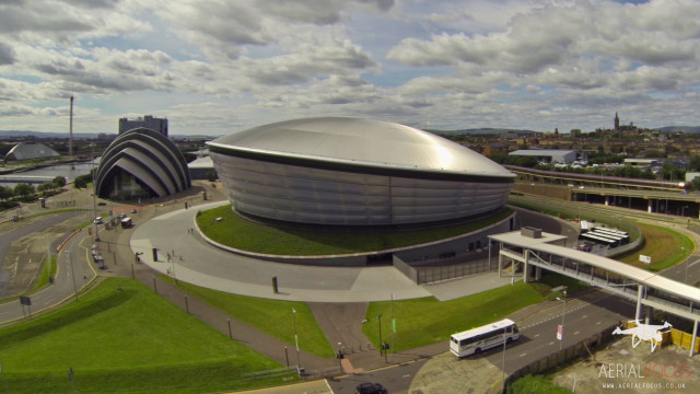 SECC Hydro, Glasgow, United Kingdom