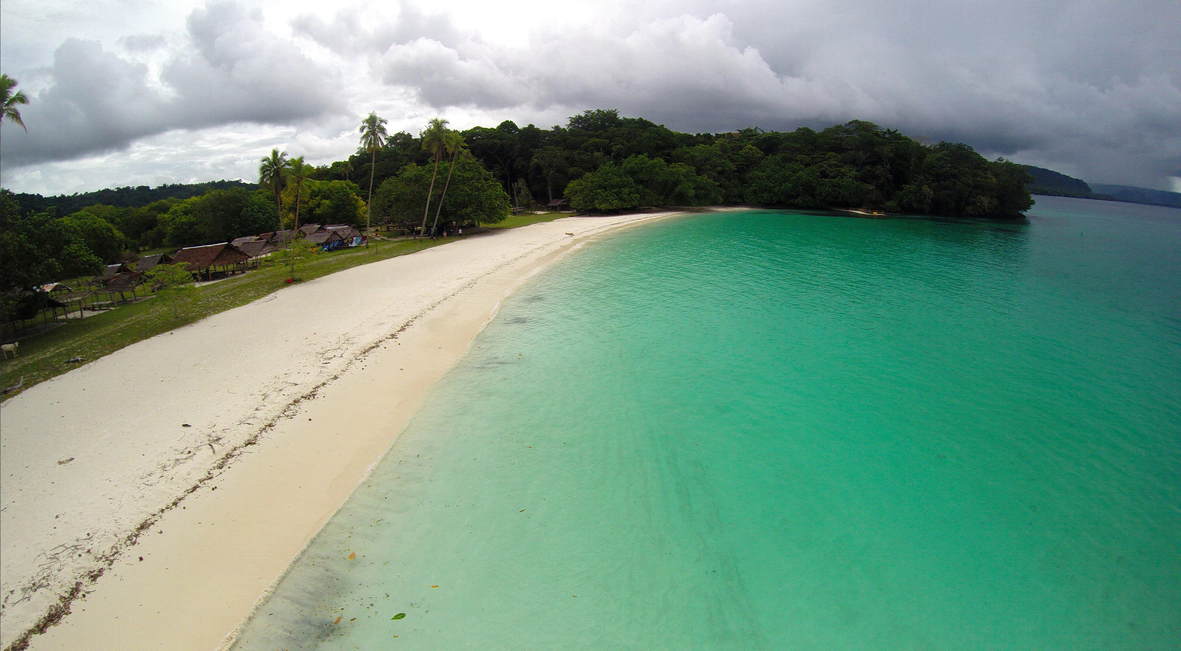 ESPIRITU SANTO ISLAND, VANUATU | Dronestagram