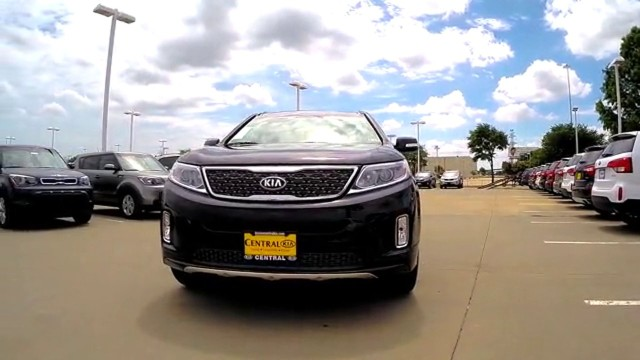 Central Kia in DFW Texas