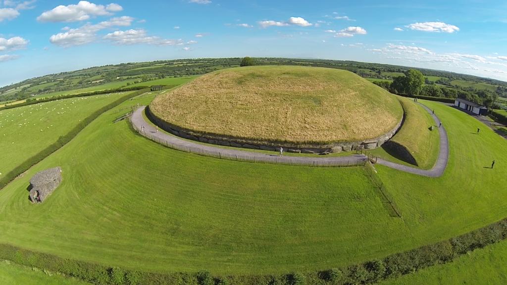 Newgrange Ireland | Dr...