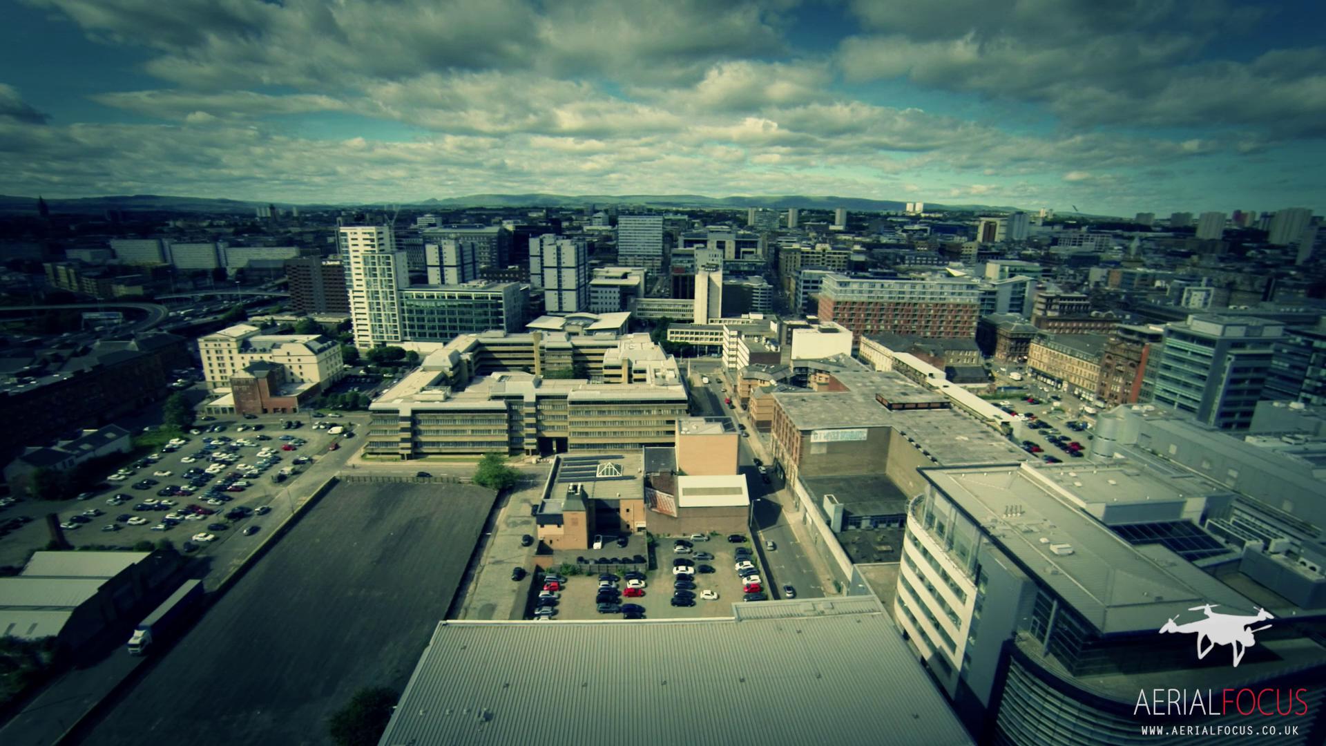 City Centre, Glasgow, Scotland, United Kingdom