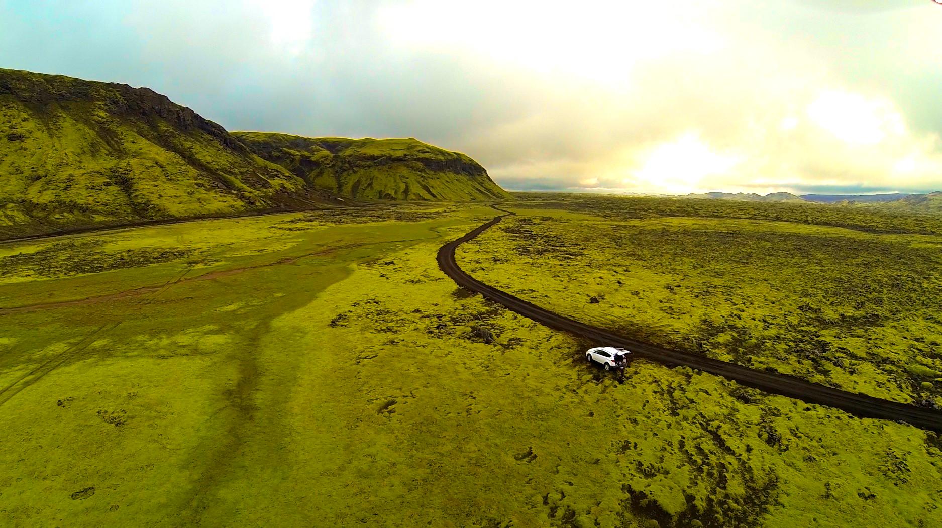 Laki, Iceland