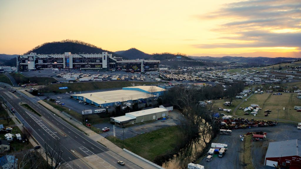 Bristol (TN) United States  city photos gallery : Bristol Motor Speedway, Bristol, TN, USA | Dronestagram