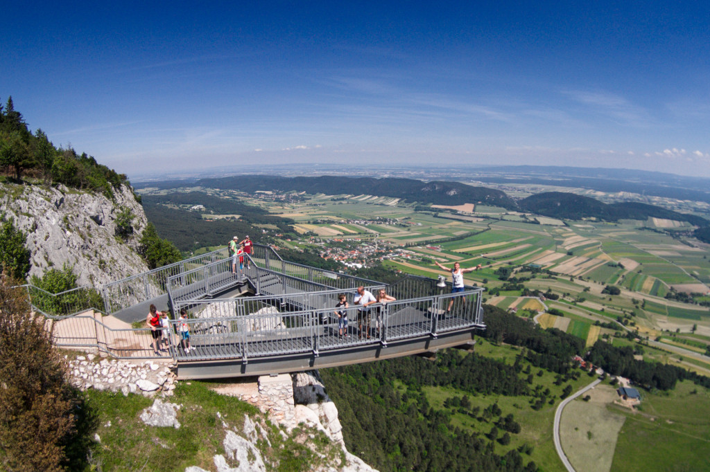 skywalk hohe wand sterreich dronestagram. Black Bedroom Furniture Sets. Home Design Ideas
