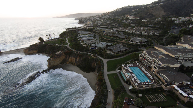 Montage Resort, Laguna Beach, CA