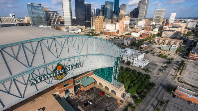 Minute Maid Stadium, Houston, Texas, USA