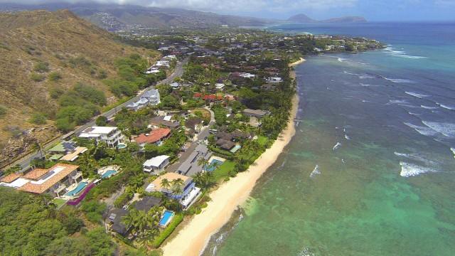 Diamond Head Beach Park, Oahu, HI