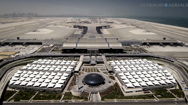 Hamad International Airport, Doha, Qatar, Middle East