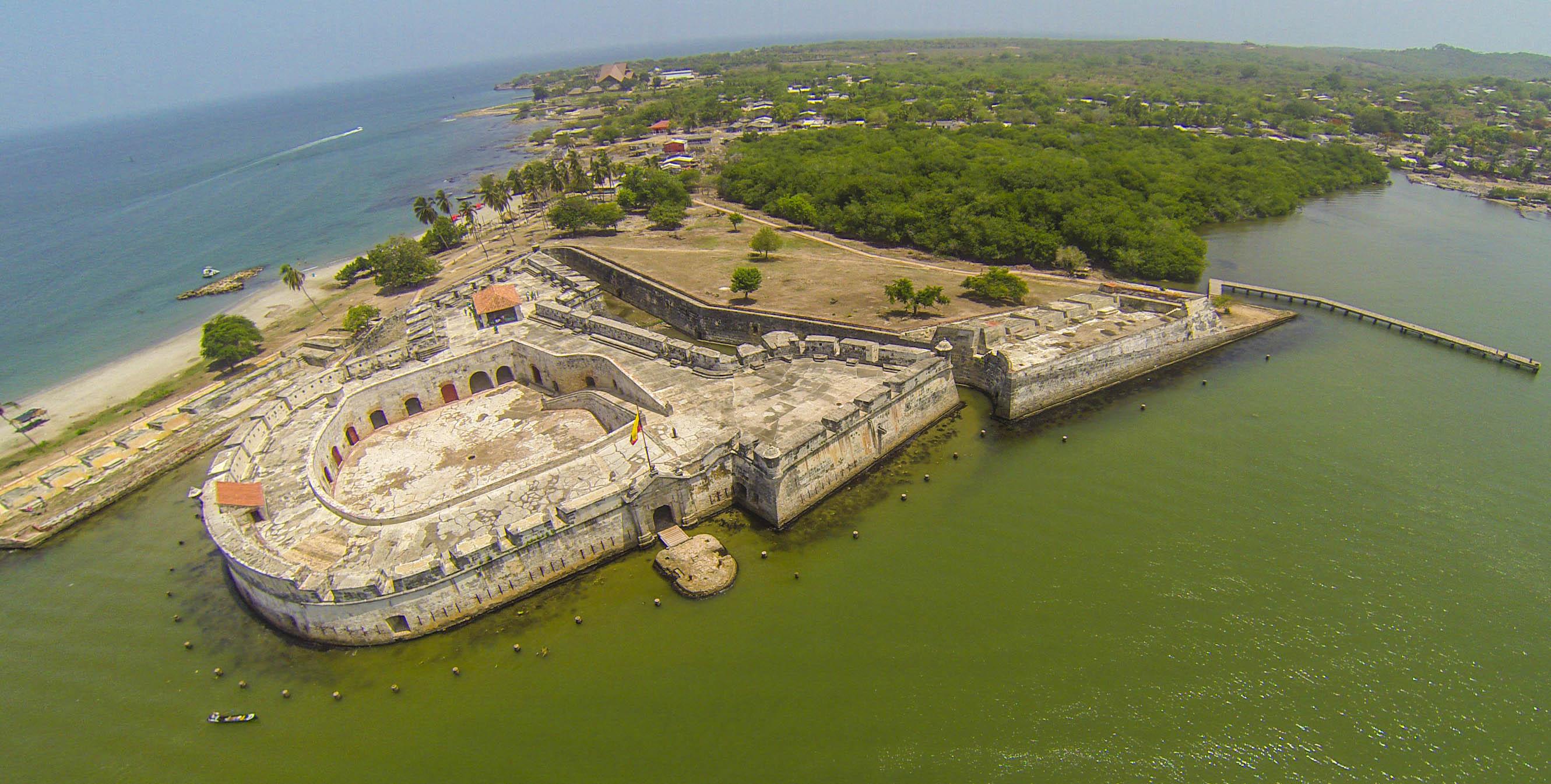 Fuerte o Castillo de San Fernando de Bocachica