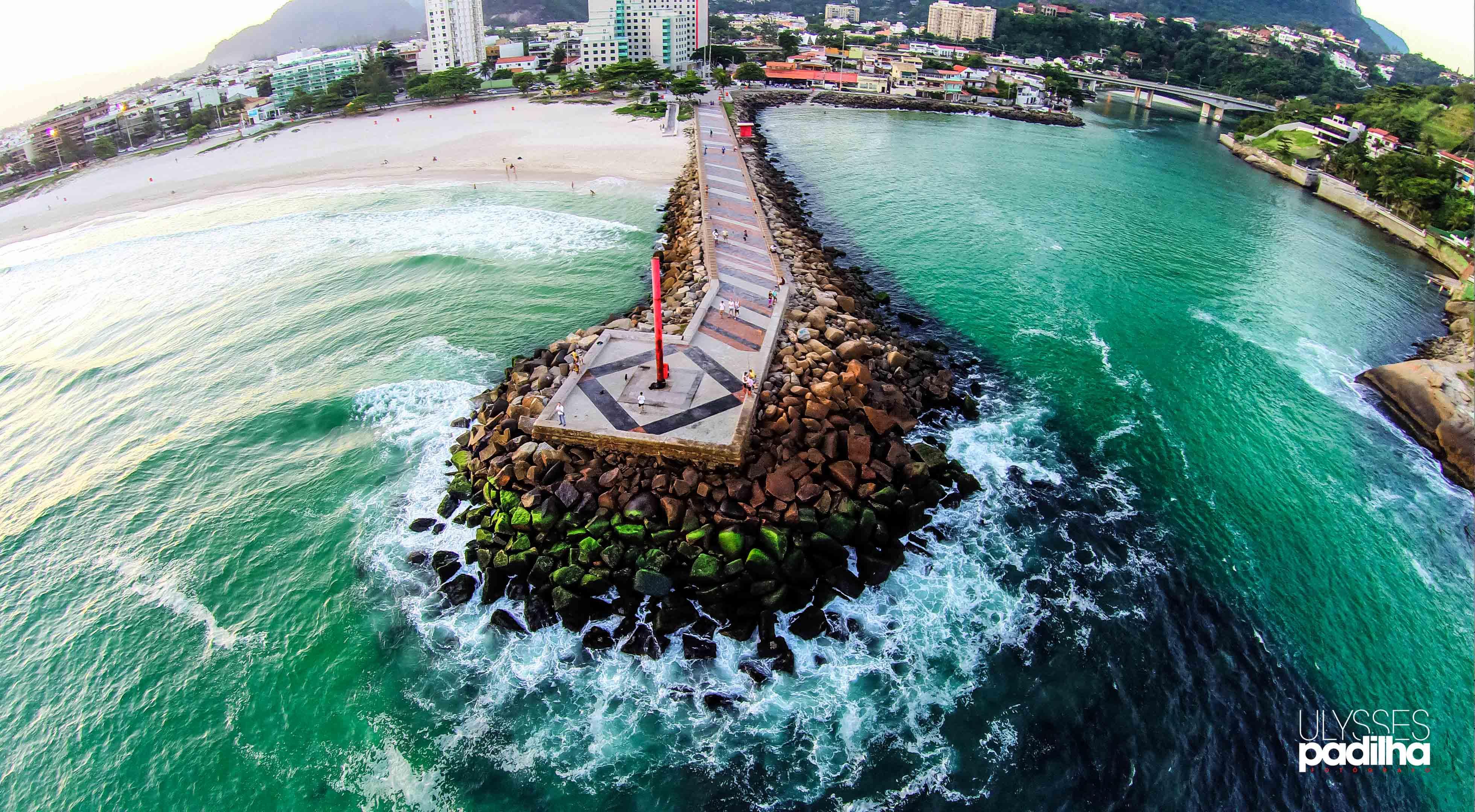 Quebra-Mar, Rio de janeiro, Brasil