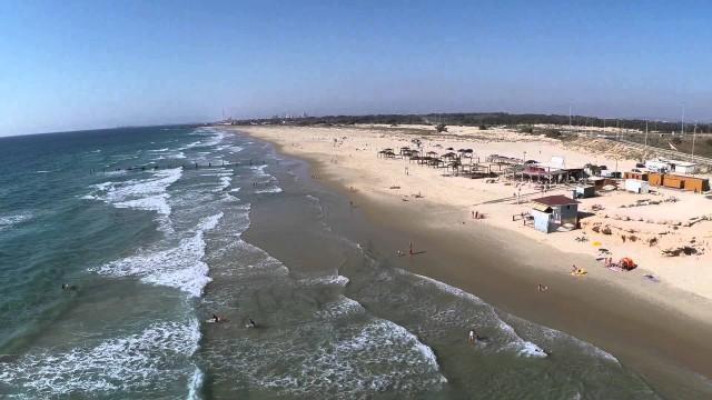 Beit Yanai Beach, Israel