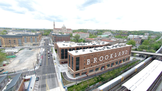 Brookland Metro Station, Washington DC