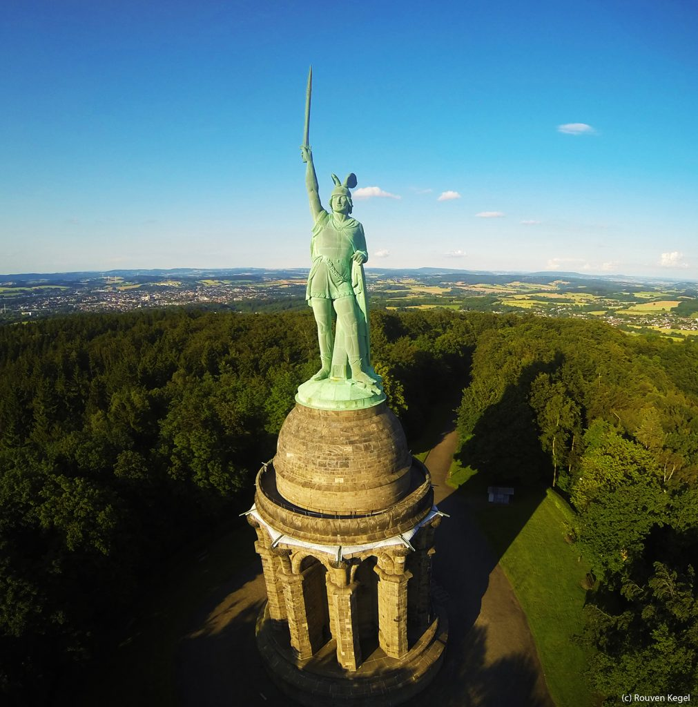 drone albania with Hermannsdenkmal Detmold on Cliff Promenade  anya Israel likewise Dubai Downtown Square as well South Side Of Sao Paulo City Brazil moreover 4c02566f34 furthermore Hermannsdenkmal Detmold.