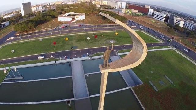 Memorial JK in Brasilia
