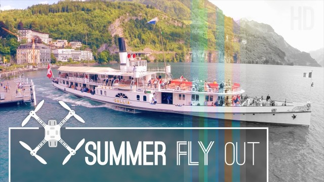 Summer Fly Out /Port of Brunnen, Schwyz, Switzerland (and many more)