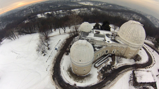 Allegheny Observatory, Pittsburgh, Pennsylvania, USA