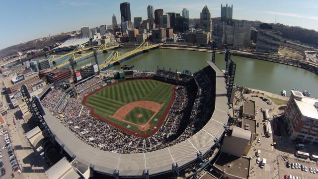 PNC Park, Pittsburgh, Pennsylvania, USA