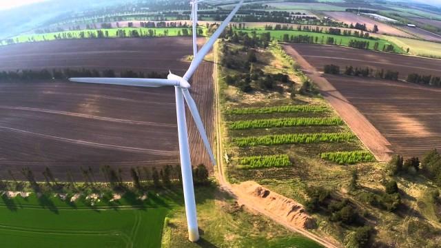 Simens Wind Power Bonus Denmark