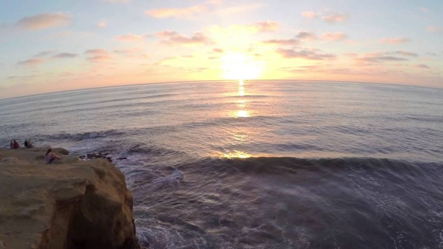 Sunset Cliffs, San Diego, CA, USA