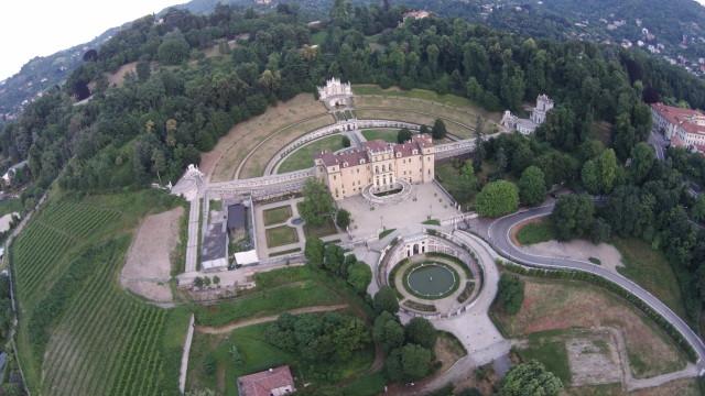 Torino, Villa della Regina, Italia