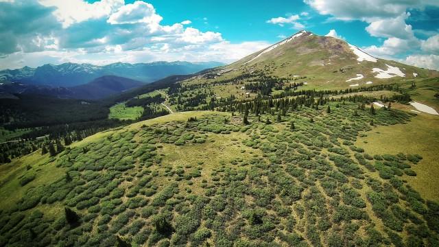 Boreas Pass Summit, Breckenridge, Colorado, USA