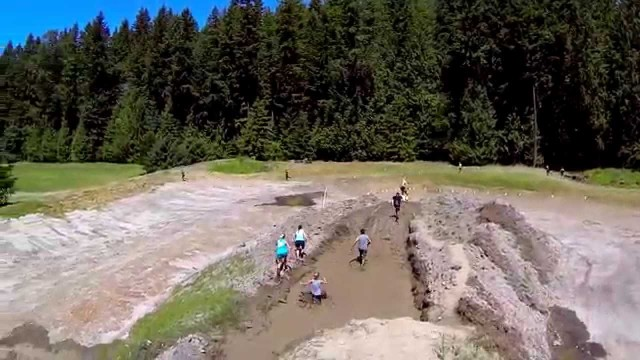 Survivor Mud Run, Carnation, Washington, USA