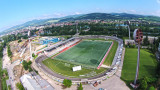 Futbool stadium, AS Trencin, Trencin, Slovakia