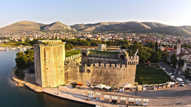 Trogir castle, Kamerlengo, Croatia