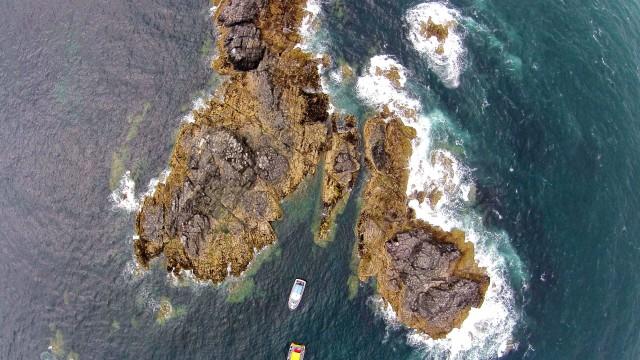Seal Island, Saint Ives