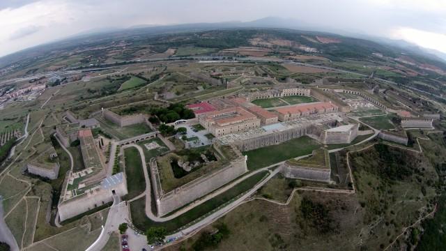 Castell de / Castle of  St. Ferran (Figueres)