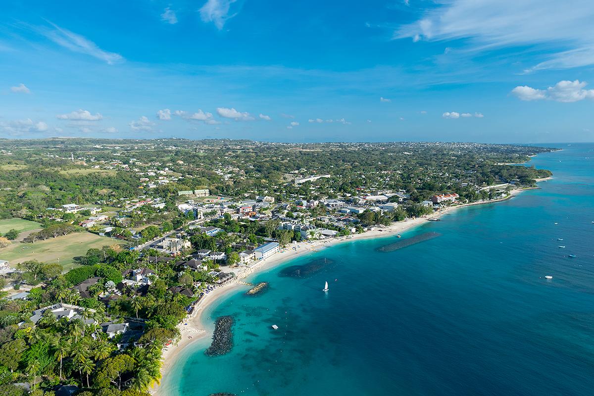 Saint James Barbados  city photos gallery : Holetown, St. James, Barbados | Dronestagram