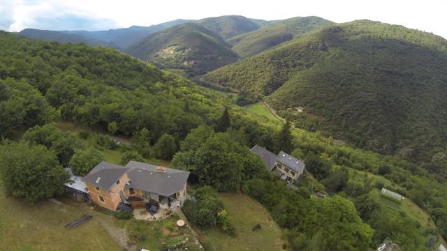 Sainte-croix Vallée Française, Lozère, Languedoc-roussillon, France