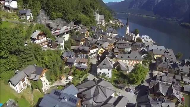 Beautiful town Hallstatt
