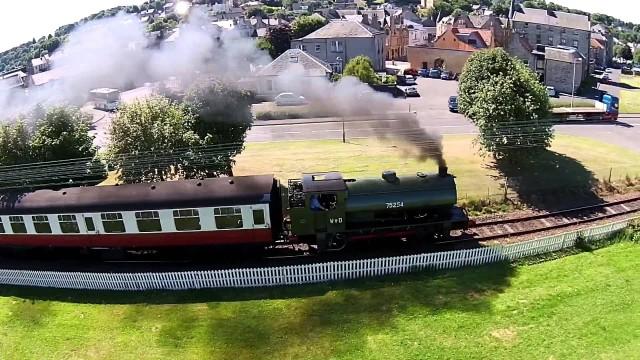Bo'ness & Kinneil Railway Scotland