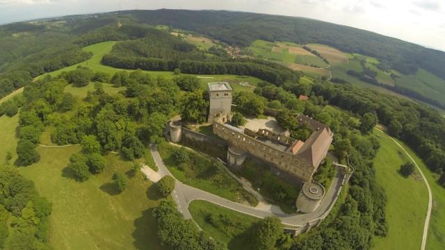 Castle Giechburg Schesslitz