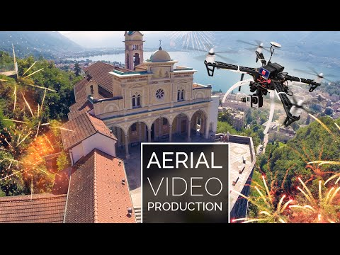 Drones, Fireworks & Summertime [GoPro H3+ / DJI F450 / H3-2D / FPV]
