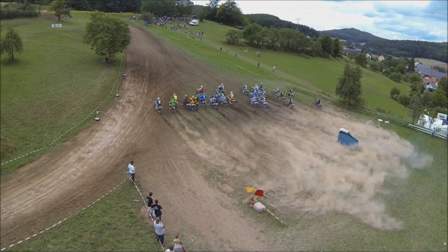Great Motocross Race