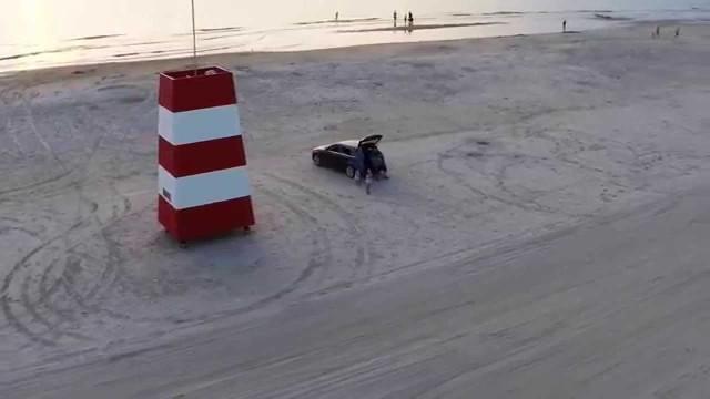 Løkken beach