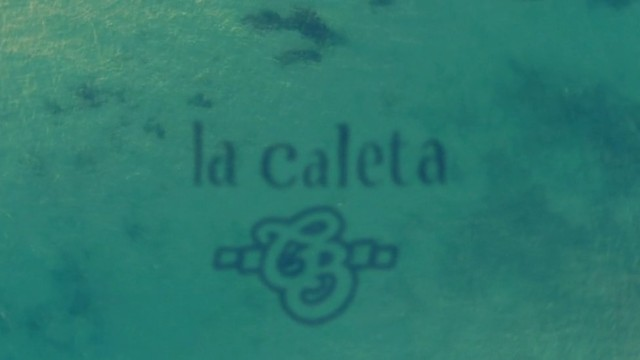 Playa de La Caleta, Villajoyosa, Alicante