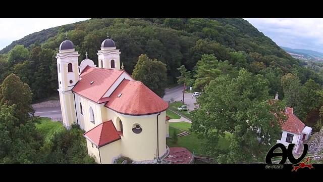 Skalka nad Vahom, Trencin, Slovakia
