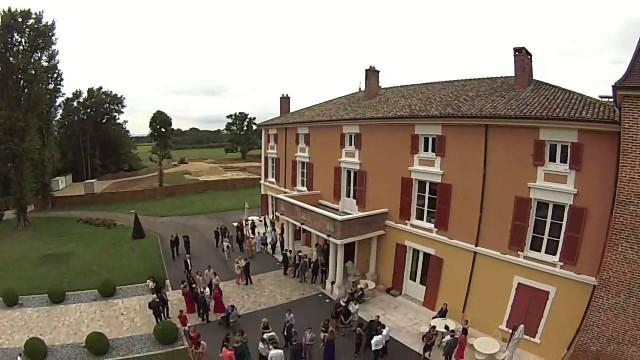 Wedding, Georges Blanc Château d'Epeyssoles