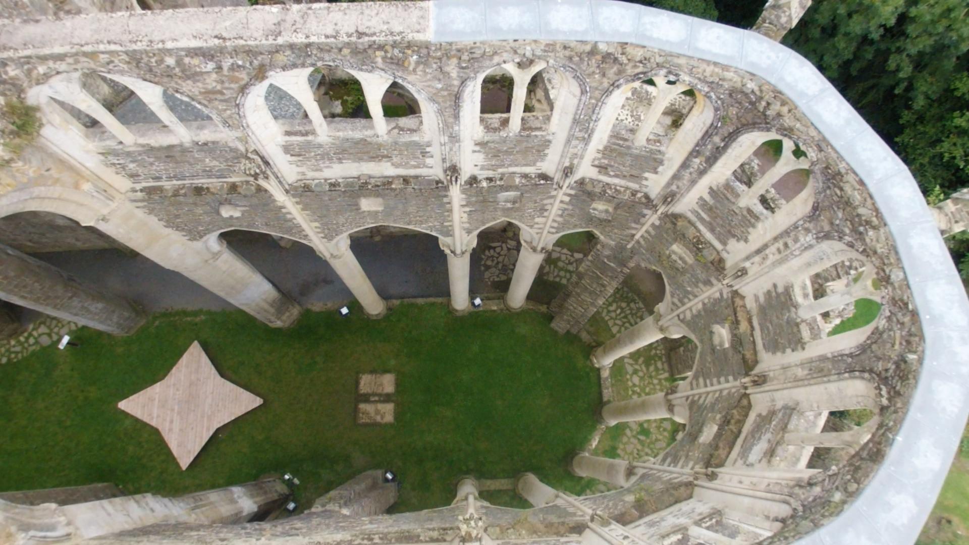 Abbaye de Hambye , France