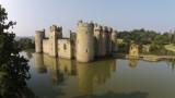 Bodiam Castle, Bodiam, Sussex, UK