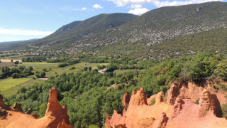 Colorado Provençal Rustrel (France)
