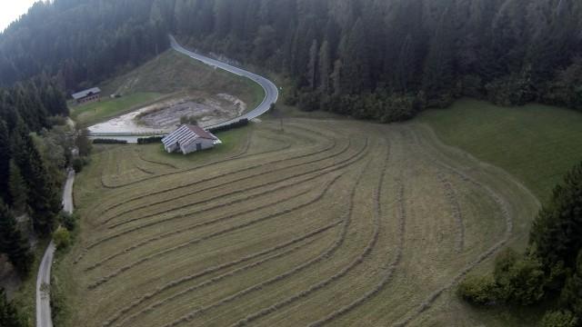 Castello Tesino loc. fradea mountain italy