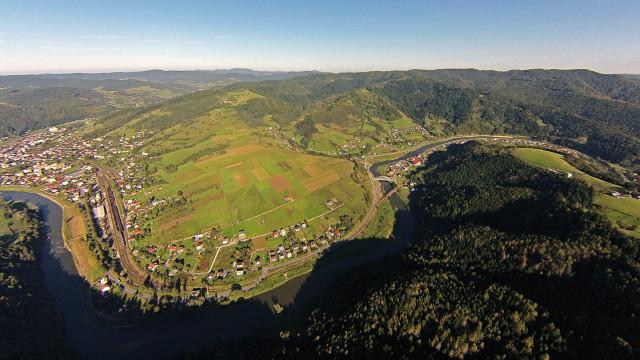 Dolina Popradu