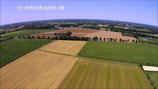 Intersection Milchstraße / Boytinkweg, Bocholt, North Rhine-Westphalia (NRW), Germany